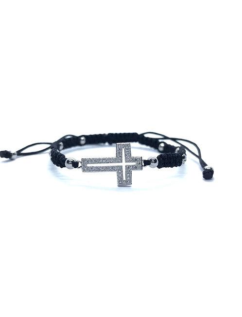 Handmade Zirconia Cross