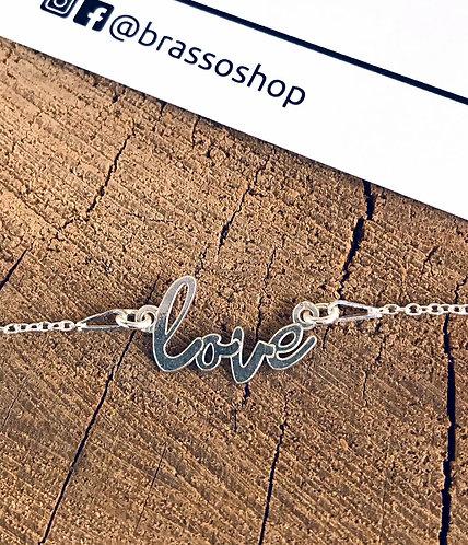 Lantisor Love 925 - 42 cm