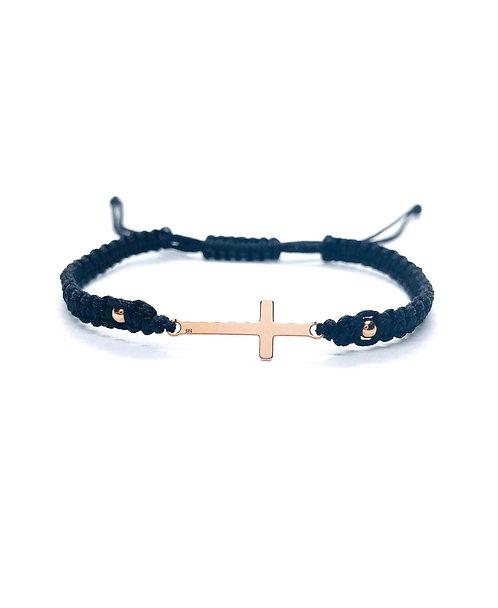 Bratara Luxury Cross 925