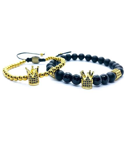 Luxury Gold Crown EL&EA
