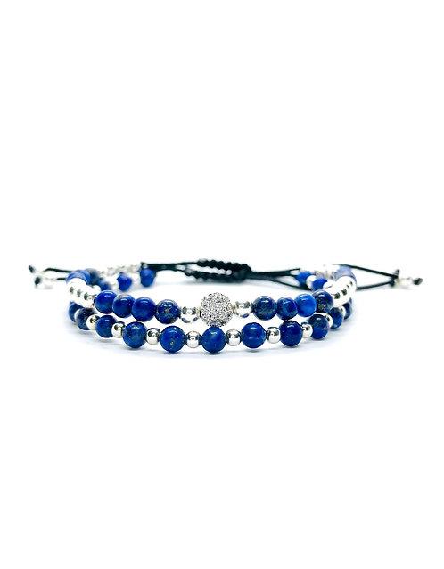 Blue Royal Set 925