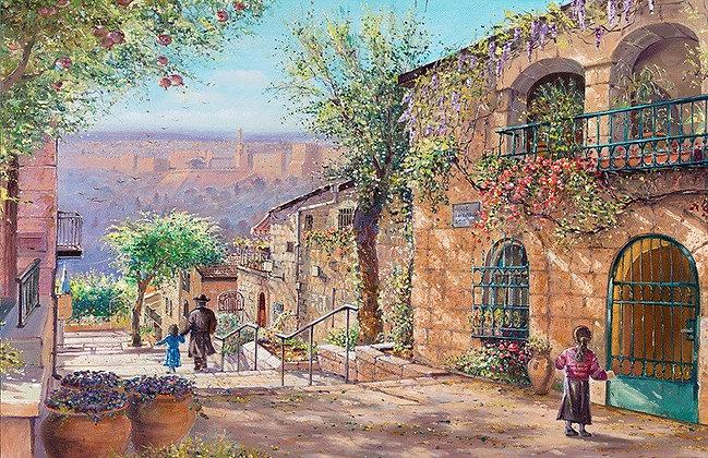 רחוב בימין משה