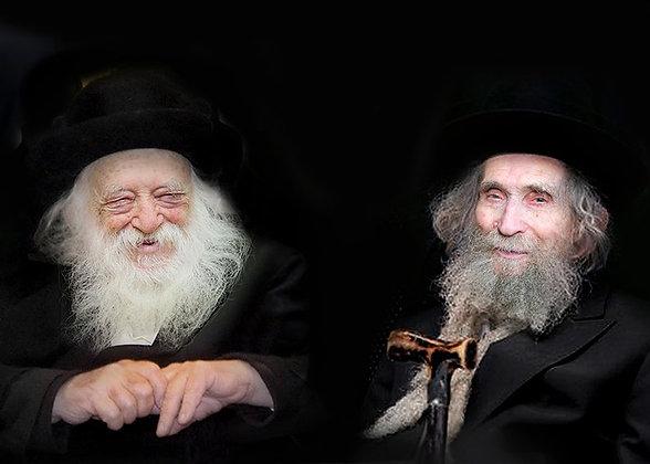 הרב שטיינמן והרב קניבסקי