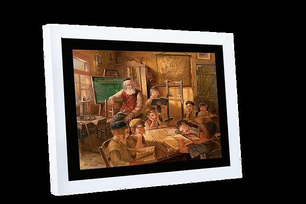 ילדים בכיתה