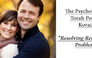 Resolving Relationship Problems