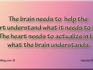 Brain Versus Heart
