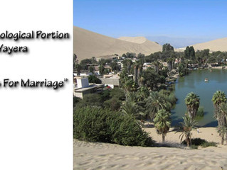 An Oasis For Marriage