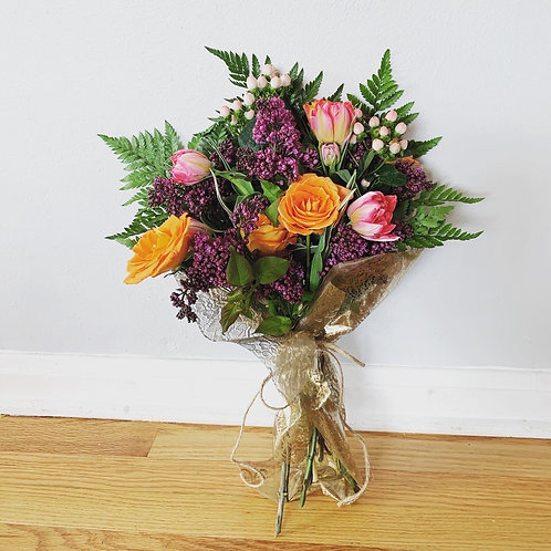 Large Wrapped Bouquet