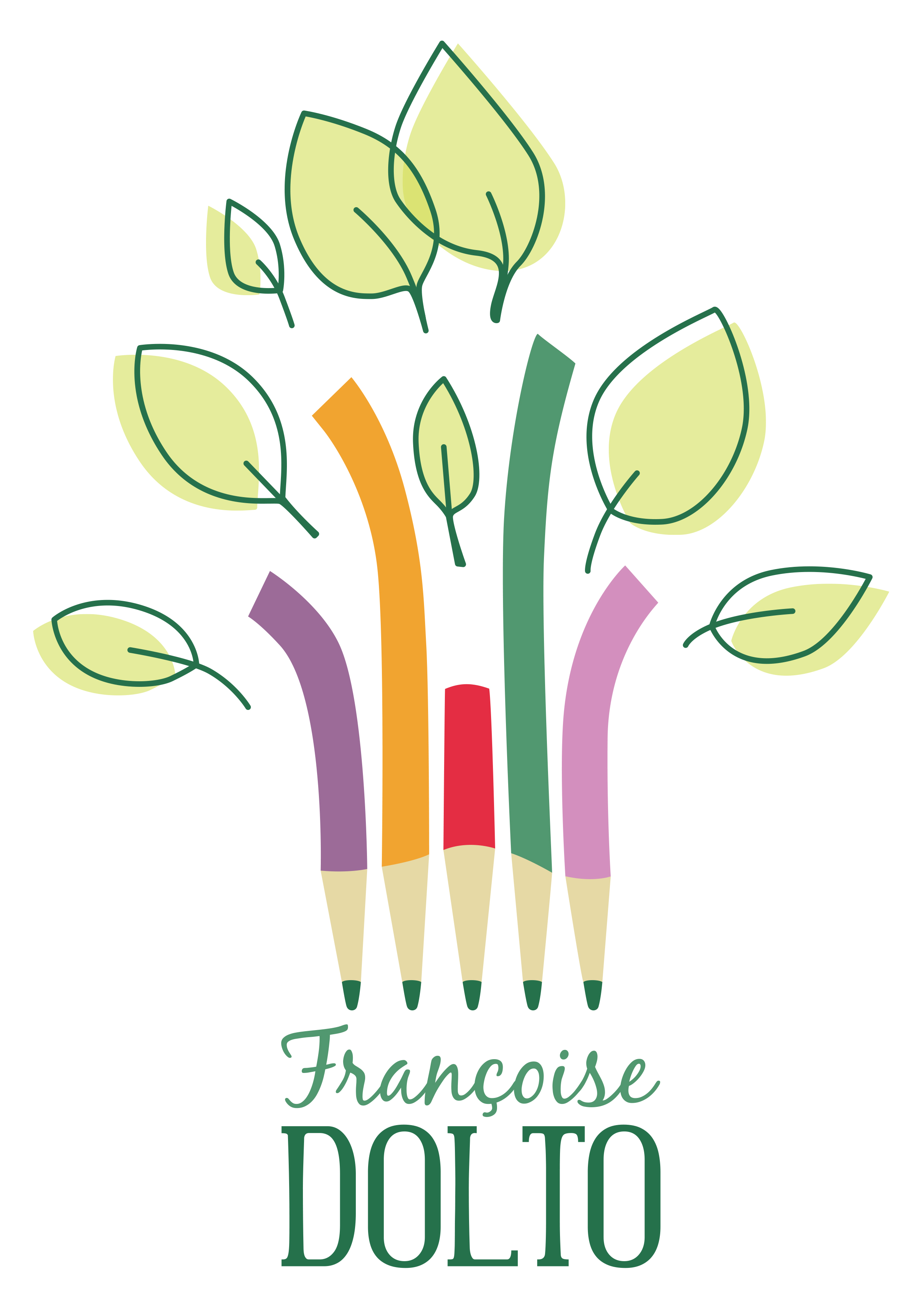 Logo Ecole Françoise Dolto