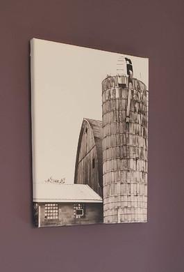 Coop's Farm Canvas