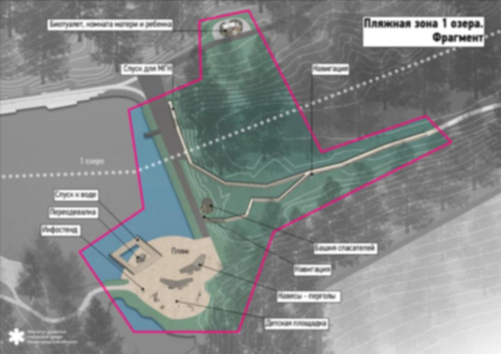 4. Пляжная зона 1 озера 2 фрагмент Щелок