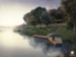 Главная входная-зона у 2 озера спуск Щелоковский