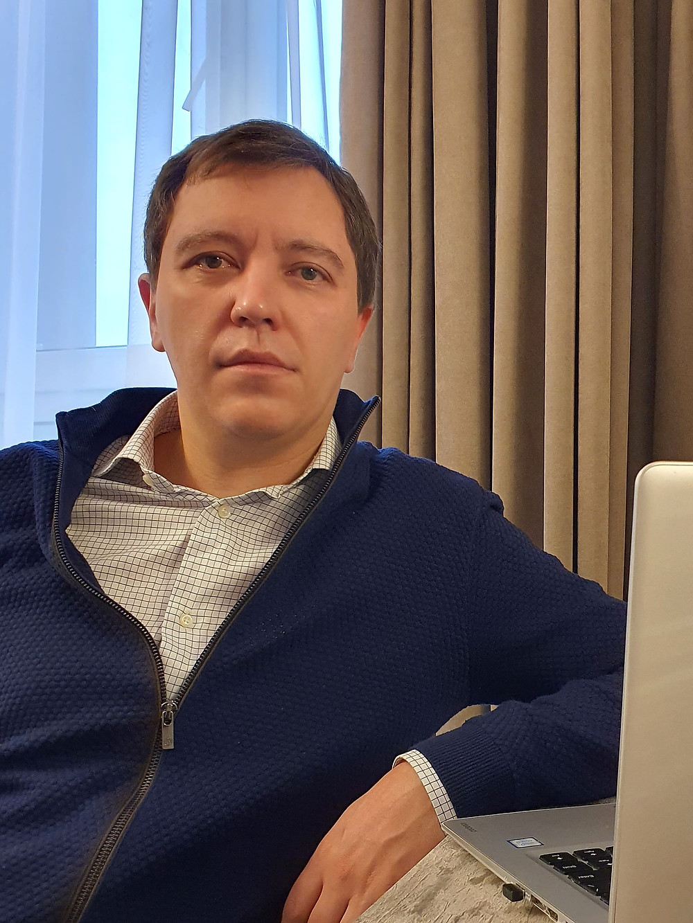 Евгений Лискин, основатель и идеолог проекта «Единая платформа»