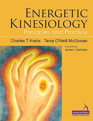 Energetic Kinesiology textbook