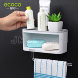 Multifunctional soap rack