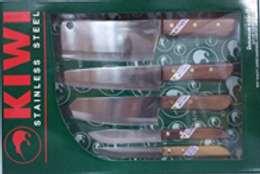 Knife set  (Packing 5 Pcs/Set)