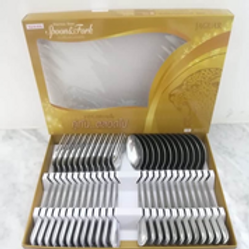 Cutlery set  (Packing 12 Pcs/Set)