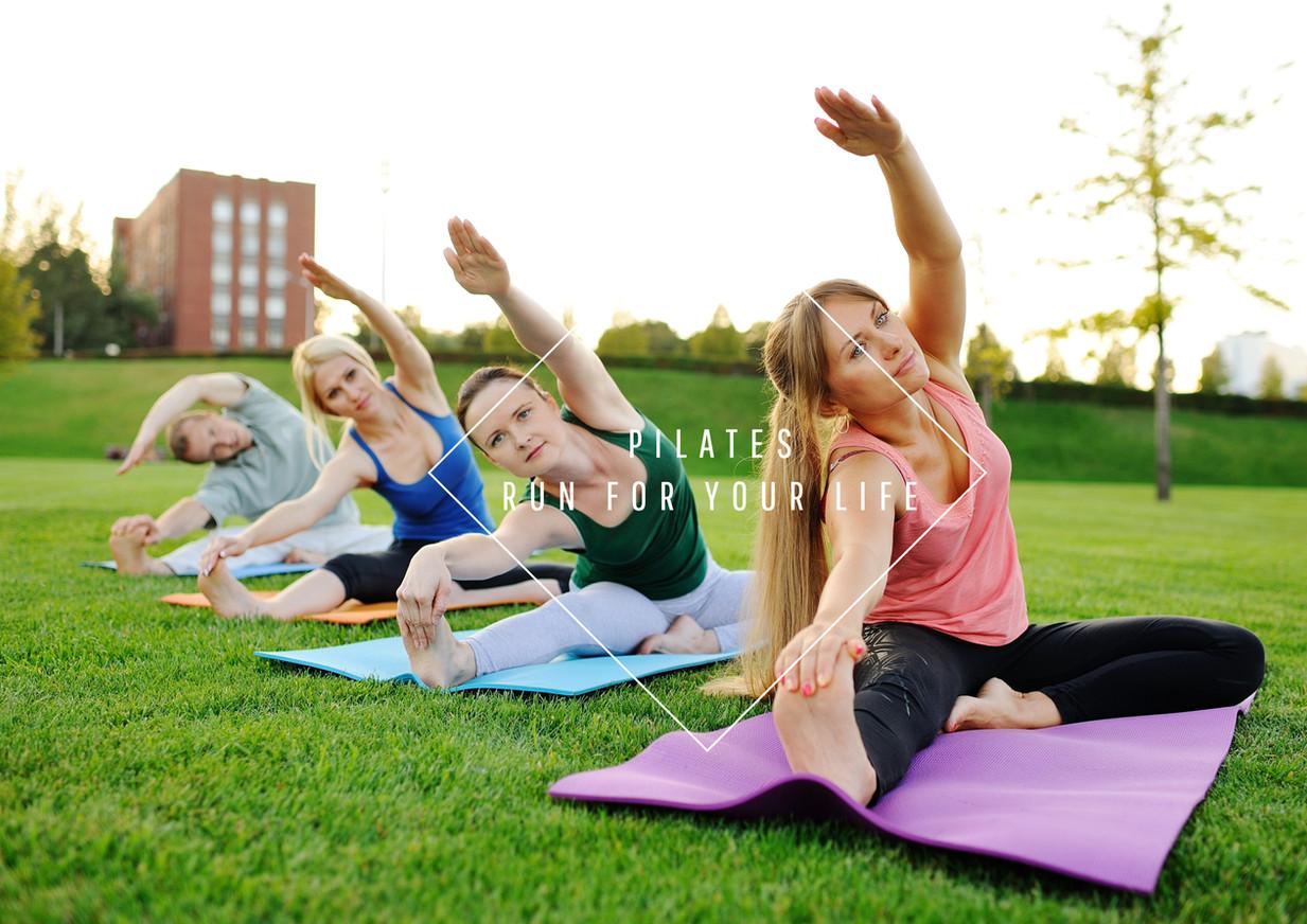 Pilates - Kurse
