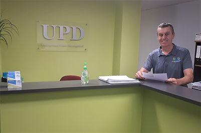 Brad Ellett - Managing Director - Underground Power Development - UPD