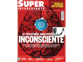 """Revista Super Interessante – """"O Mundo Secreto do Inconsciente"""" – Fev. 2013"""