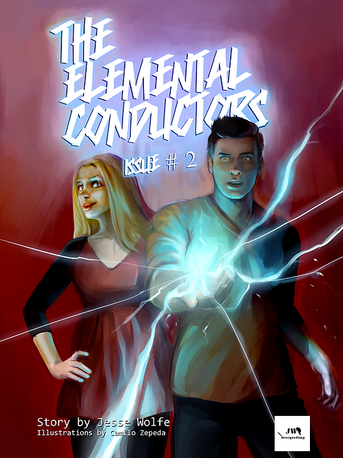 The Elemental Conductors  - Issue #2