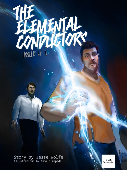 The Elemental Conductors  - Issue #1