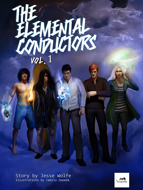 The Elemental Conductors - Vol.1