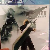 FF7 Remake PS4