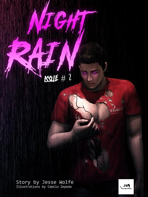 Night Rain - Issue #2