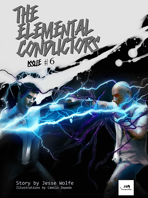 The Elemental Conductors - Issue #6