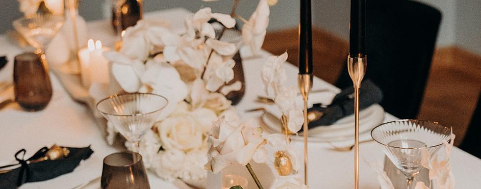 Modern Wedding Table