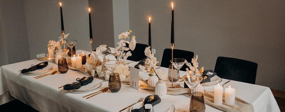 Hochzeitstafel Frankfurt am Main