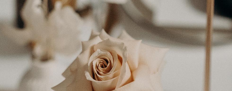 Blüten Hochzeit