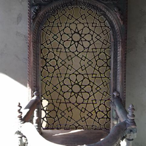 Sketch #2, Islamic Pattern