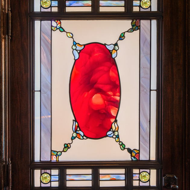 Bloodstone Nouveau, Kitchen Door