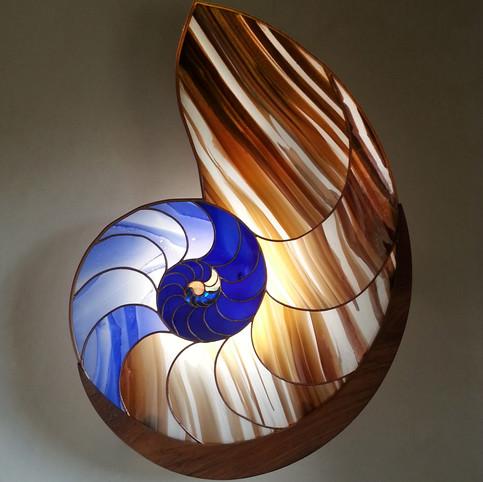 Triton's Winding Shell