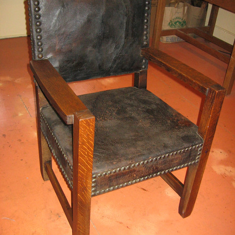 After/Gustave Stickley Repair