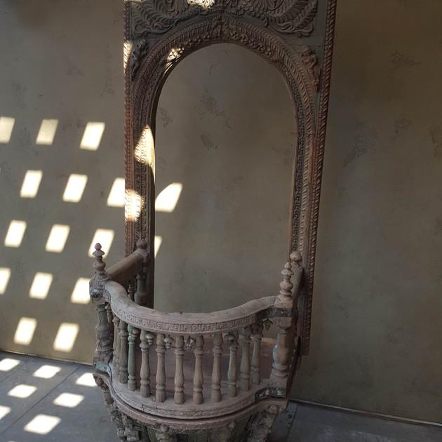 Empty Antique, Needs Panel