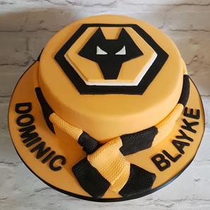 Wolves Cake