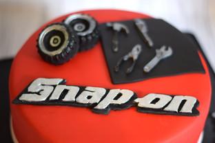 Snap-On Tools Birthday Cake