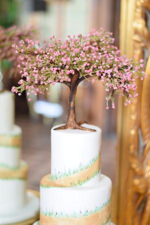 Handmade Blossom Tree Sculpture