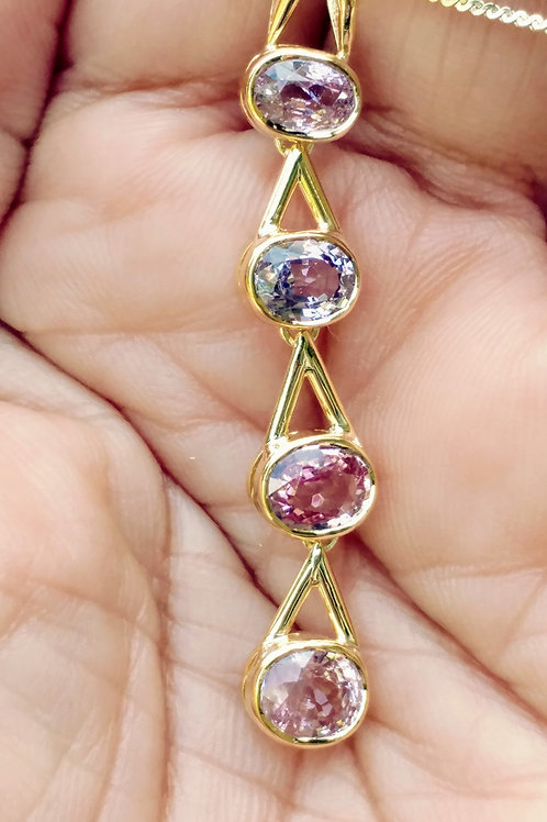 Beautiful Spinel Pendent