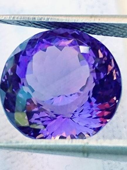 Beautiful  round shape Amethys.t
