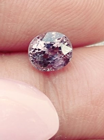 Beautiful valender spinel