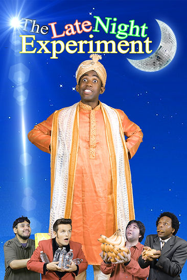 The Late Night Experiment with Motown Maurice. TV Series. Now Streaming.