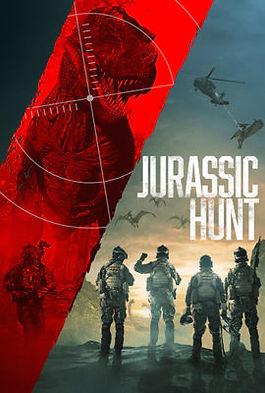 Jurassic Hunt movie poster
