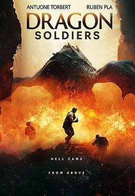 Dragon Soldiers movie poster.