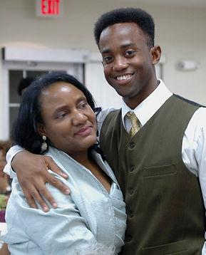 Motown Maurice & Pamela Robinson - Aaron's House Foundation
