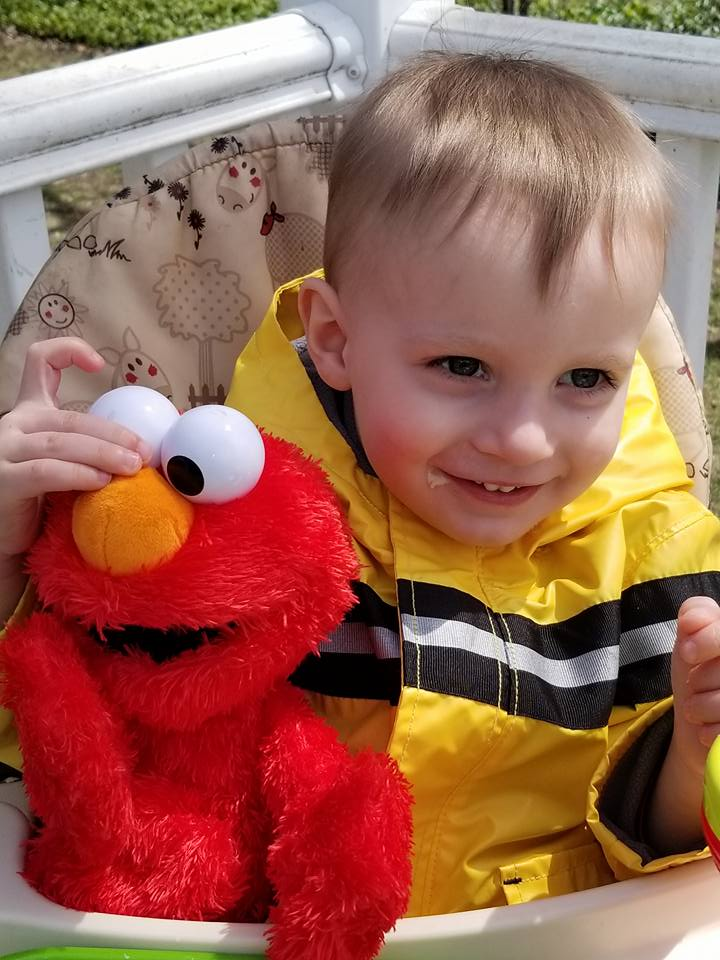 Elmo & Friend