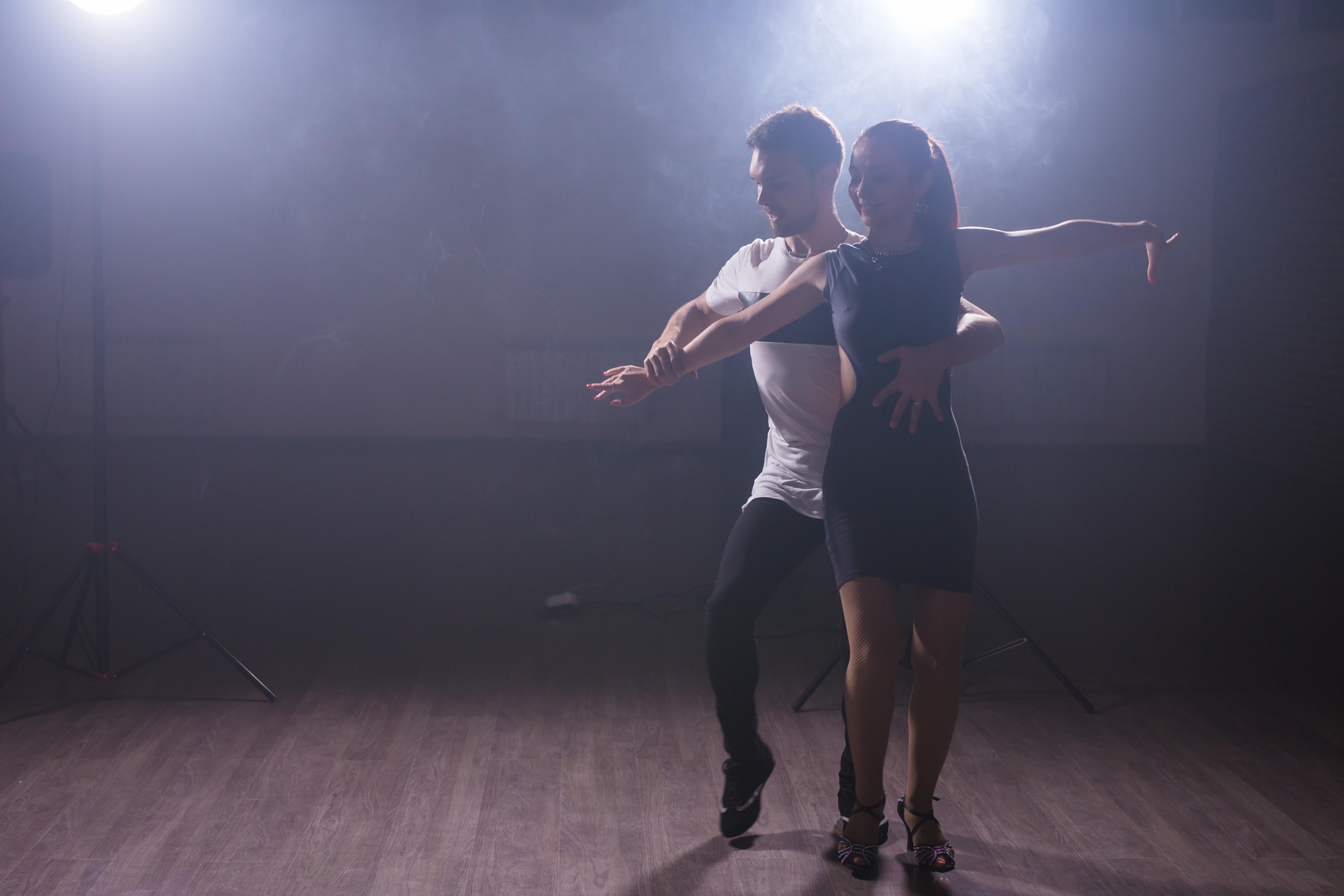 Tanec s profesionálem - podzim 2020
